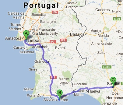 Faro Directions