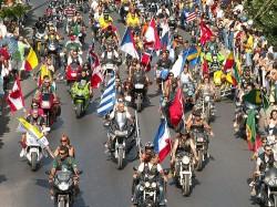 Motorbike Rally Faro