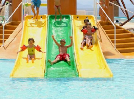 Aquaparque Santa Cruz Waterpark