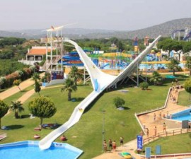 Aquashow Portugal-Algarve Waterpark