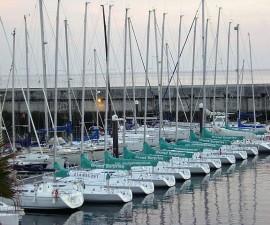 Cascais Marina by Luis Miguel Bugallo Sánchez