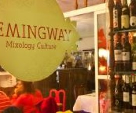hemingway restaurant cascais