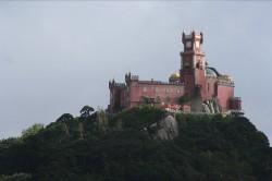 Palacio da Pena by celopes