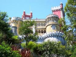 Palacio da Pena by zkvrev