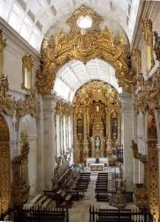 Braga - Tibaes Monastery by Joseolgon @Wikimedia.org
