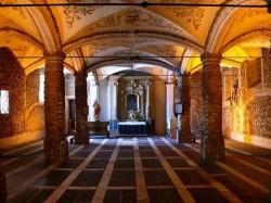 Évora - Chapel of Bones @Wikimedia.org