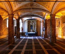 Evora - Chapel of Bones @Wikimedia.org