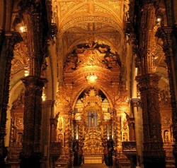 Porto - Igreja Sao Francisco by Asmodaeus @Wikimedia.org