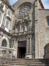 Porto - Igreja Sao Francisco by Georges Jansoone @Wikimedia.org