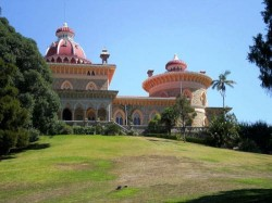 Sintra - Palacio Monserrate by Andre Figueiredo @Wikimedia.org