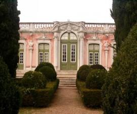 Sintra - Palacio de Queluz by Lusitana @Wikimedia.org