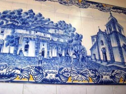 Sintra - azulejos