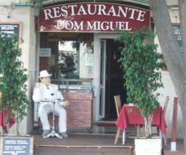 Vilamoura - Dom Miguel Restaurant