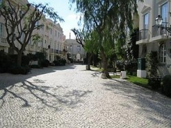 Vilamoura - Old Town streets
