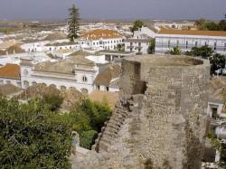 Tavira - Castle by Miguel Vieira @ Wikimedia.org