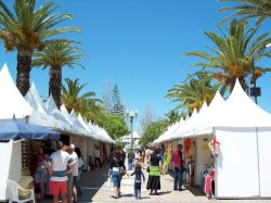 Tavira - Crafts Fair by Chris Goddard @Flickr