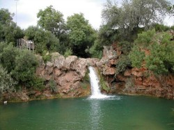 Tavira - Pego do Inferno Waterfall by CorreiaPM @ Wikimedia.org