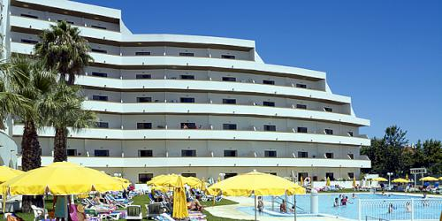 Brisa sol aparthotel hotels albufeira portugal for Portugal appart hotel