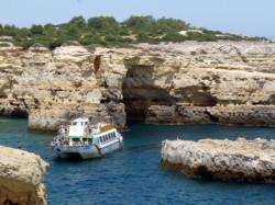 Albufeira - Boat Trip