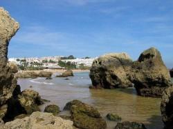 Albufeira - Oura Beach