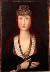 Aveiro - Saint Joana - Portrait