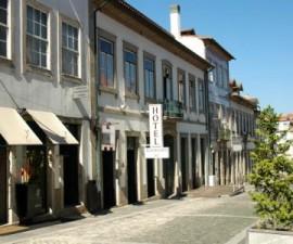 Braga - Albergaria da Se