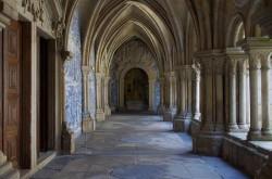 Braga - Day Trip to Porto-Cathedral by Ken & Nyetta @Wikimedia.org