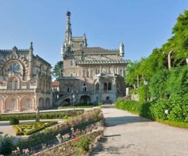 Coimbra - Bussaco Palace Hotel