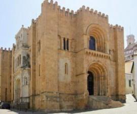 Coimbra - Old Cathedral - Se Velha