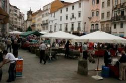 Coimbra - Praça do Comercio - Flea Market