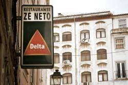 Coimbra - Ze Neto Restaurant by Lisa Lubin