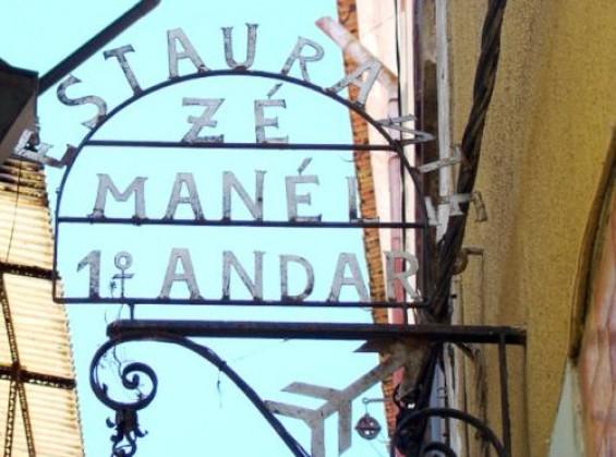 Coimbra - Ze Manel dos Ossos