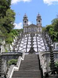 Braga - Bom Jesus do Monte by Botafogo @Wikimedia.org