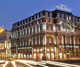 Lisbon - Avenida Palace Hotel