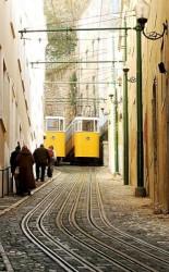 Lisbon - Elevador do Lavra by Pedro Simoes @Wikimedia.org