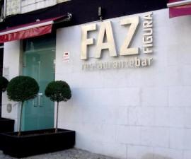 Lisbon - Faz Figura Restaurant