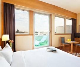 Lisbon - HF Fenix Lisboa Hotel