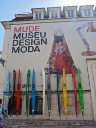 Lisbon - MUDE Design Museum