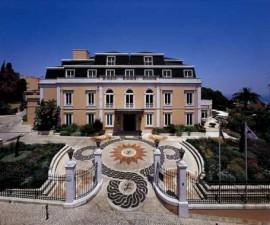 Lisbon - Olissippo Lapa Palace Hotel