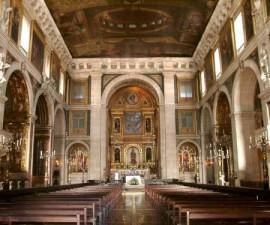 Lisbon - Sao Roque Church by Fulviusbsas @Wikipedia.org