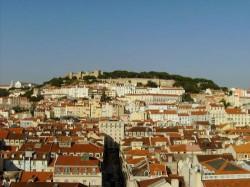 Lisbon - St George Castle by Carlos Luis M C da Cruz @Wikimedia.org