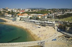 Lisbon - Tamariz Beach by Estoril Live @Wikimedia.org
