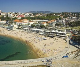Lisbon - Tamariz Beach by Estoril Live @Wikimedia.org