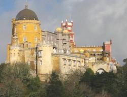 Lisbon - Trip to Sintra by Nuno Tavares @Wikimedia.org