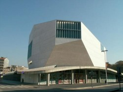 Porto - Casa da Musica by Dziczka @Wikimedia.org