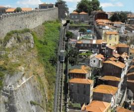 Porto - Funicular dos Guindais