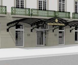 Porto - InterContinental - Palacio das Cardosas
