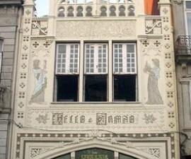 Porto - Lello Bookshop by Rastrojo @Wikimedia.org