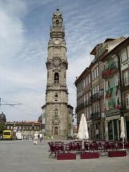 Porto - Torre dos Clerigos by João Miranda @Wikimedia.org